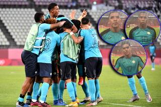 Futbolistas hondureños tras vencer a Nueva Zelanda: