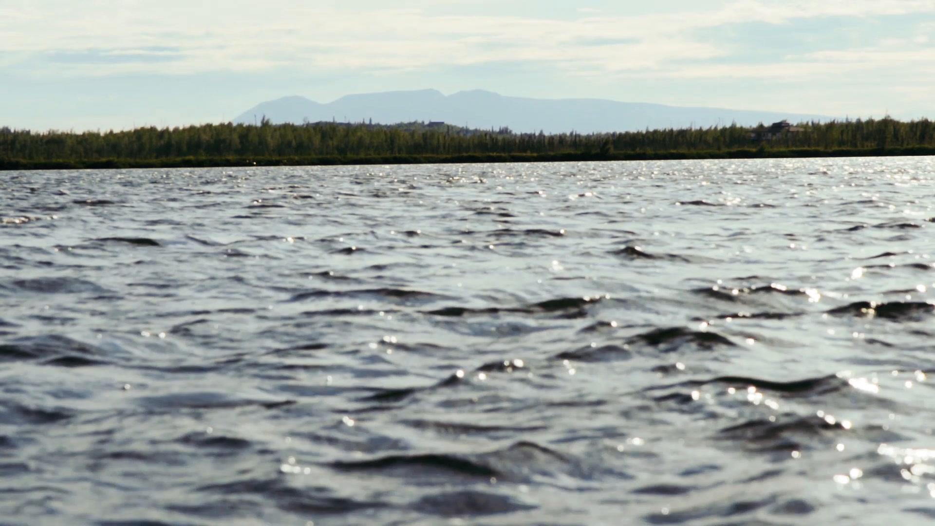 Ana + Rylan | Big Lake, Alaska | Lake House