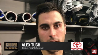 Golden Knights On Comeback Win Against Capitals
