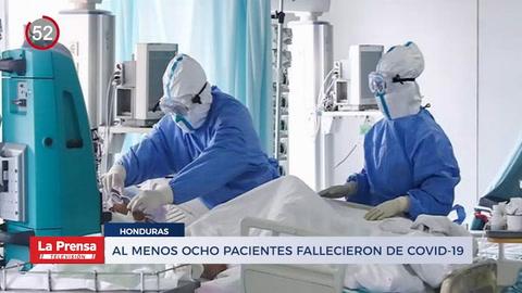 Noticiero: Unas 270 enfermeras contagiadas de COVID en Honduras