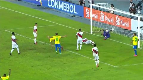 Brasil 4-0 Perú (Copa América)