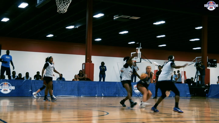 Red Bull USA Basketball 3X South Regional Recap