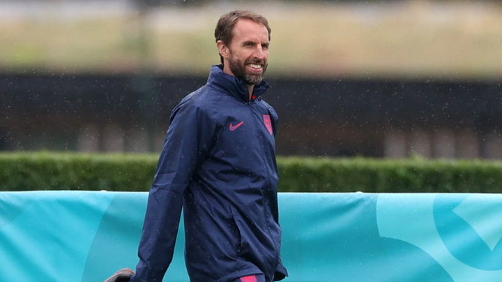 Gareth Southgate gives press conference ahead of England vs Czech Republic