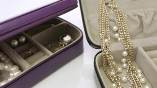 1402RL-18B ARISTO JEWELRY CASE