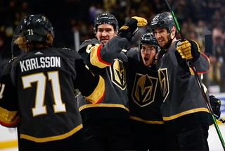 Gallant and the Golden Knights reflect on their win over the Calgary Flames – VIDEO
