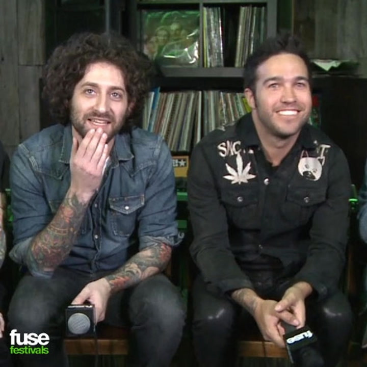 Fall Out Boy Want to Tour With Wavves, Says Pete Wentz