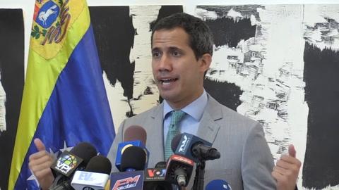 Juan Guaidó desestima denuncia sobre plan golpista