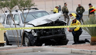 DUI suspected in fatal crash in southwest Las Vegas – VIDEO