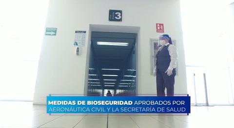 Refuerzan medidas en los aeropuertos de Honduras