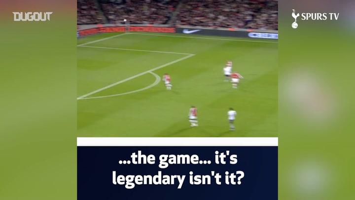 David Bentley Recalls Classic Arsenal Goal