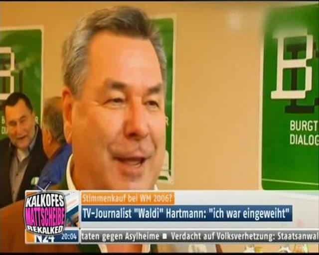 N 24 - Waldemar Hartmann hat es gewusst!