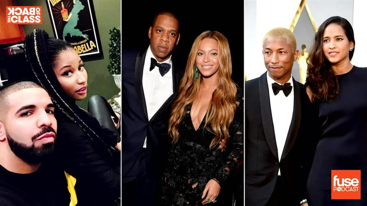 Beyonce and Jay Z's Twins, Pharrell's Triplets, Super Bowl: Back of the Class