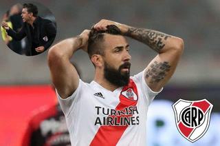 River Plate, en el último suspiro, saca un agerrido empate ante el diezmado Paranaense y se complica