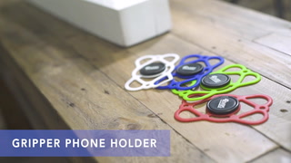 Gripper Phone Holder