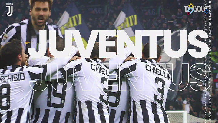 Juventus' top five goals at home to Atalanta