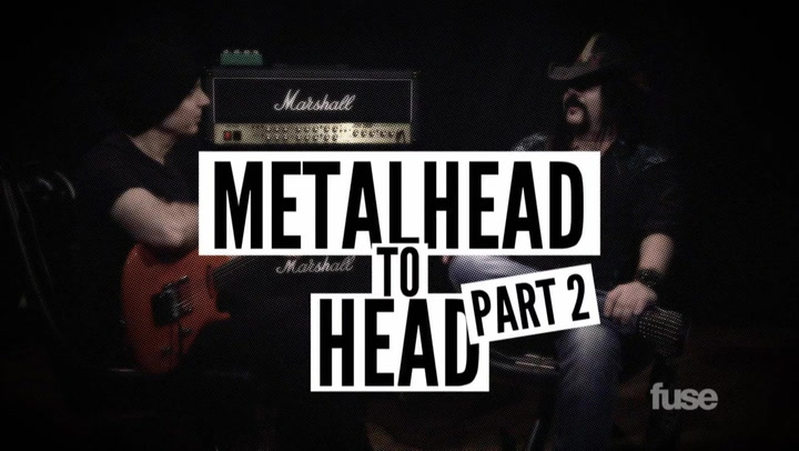 Guitarist Joe Satriani and Drummer Vinnie Paul Part 2