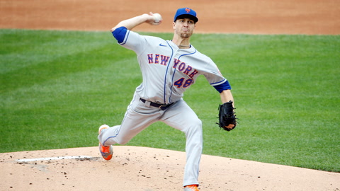 What another weather postponement means for Jacob deGrom