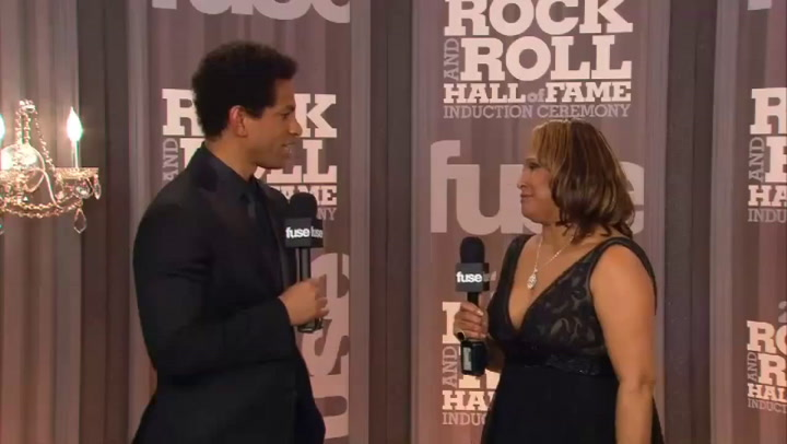 Fuse Presents: Rock Hall: Darlene Love Interview - 2011 Rock & Roll Hall of Fame Induction Ceremony
