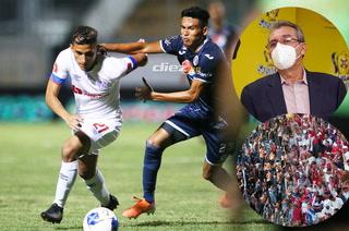 Presidente de la Liga Nacional de Honduras adelanta que peligra la próxima temporada por falta de patrocinios y taquillas