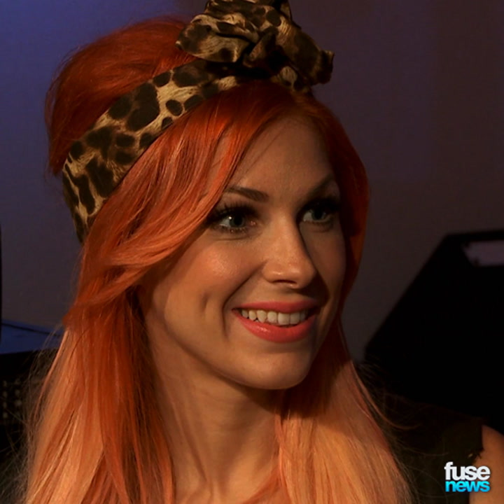 Hit Songwriter Bonnie McKee's Stepping into Her Own Spotlight
