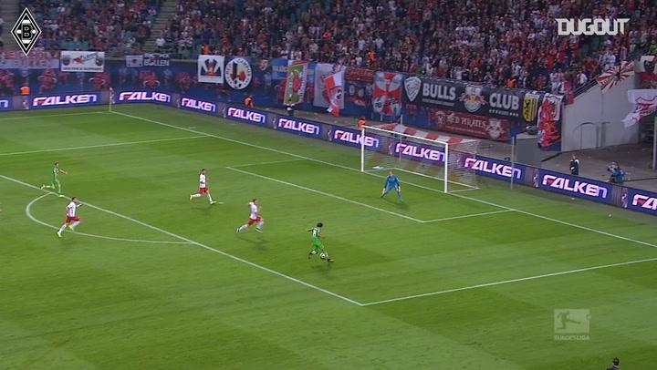 Borussia Monchengladbach's top five goals vs RB Leipzig
