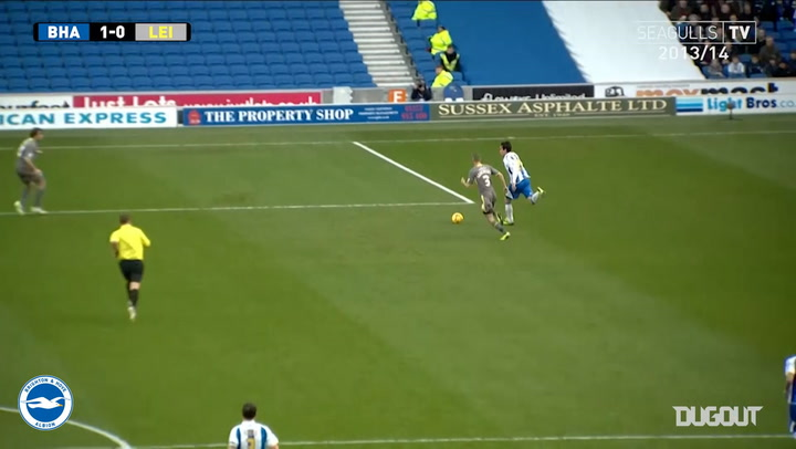 Ashley Barnes double seals impressive win over Leicester