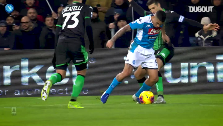 Allan's final goals for SSC Napoli
