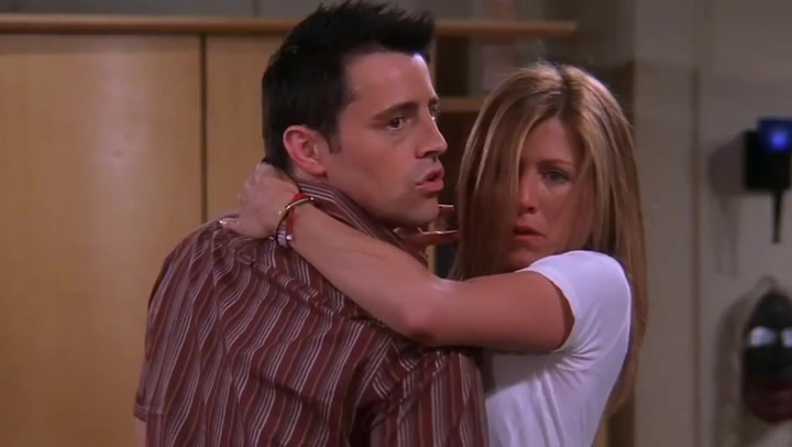 Rachel dating Joey