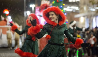 Holiday Parade Lights Up Downtown Summerlin
