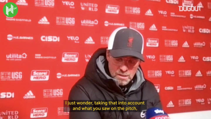 Jürgen Klopp on Alisson Becker tribute and Liverpool togetherness