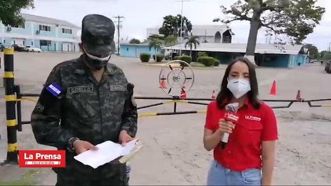 Militares apoyarán instalación de hospitales
