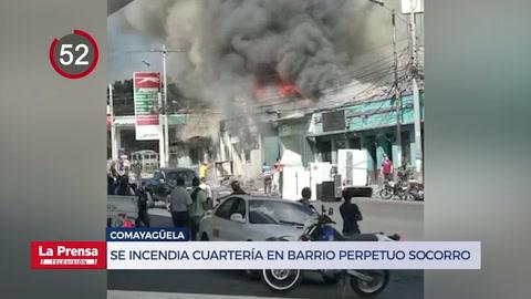 Continúan los incendios en Tegucigalpa y otras noticias