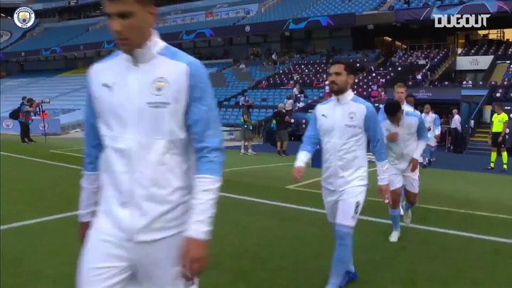 Cuplikan laga: Manchester City 2-1 Real Madrid (Agustus 2020)