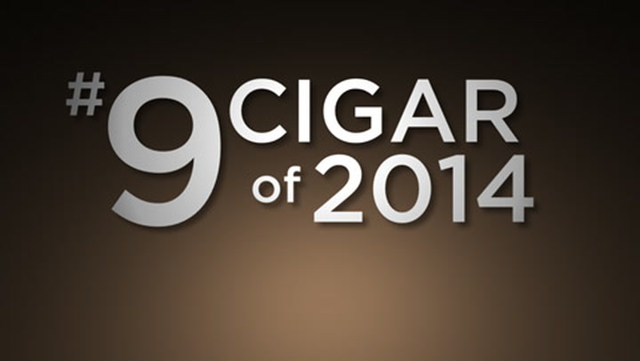 No. 9 Cigar of 2014