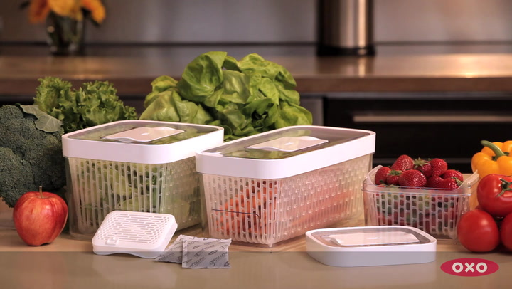 Preview image of OXO Greensaver video