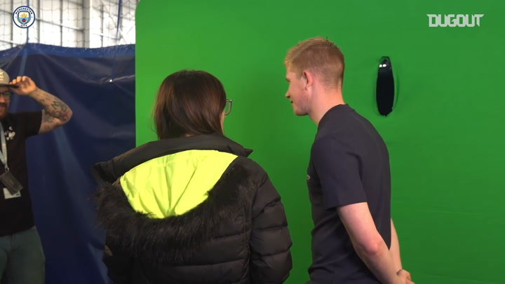 Home Alone? Behind the Scenes with Kevin De Bruyne