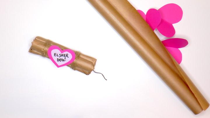 Hvordan lage en kjærlighetsbombe