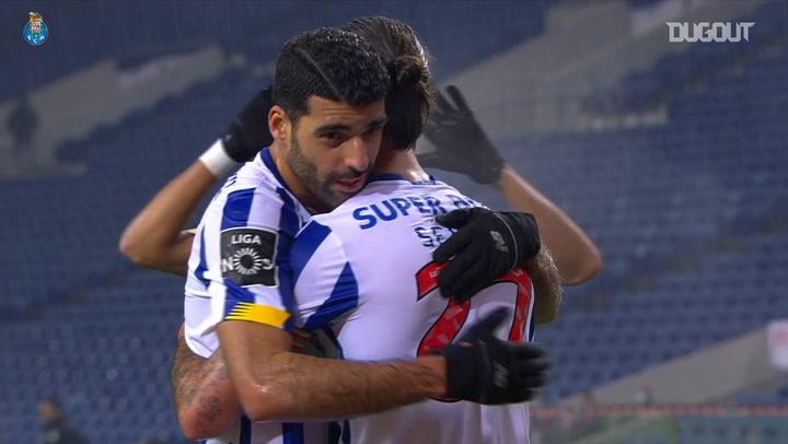 Evanilson helps FC Porto beat Moreirense