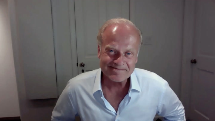 Kelsey Grammer talks about 'The Space Between'