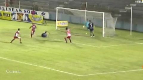 El Vida vence 1-0 al Motagua en los últimos minutos del partido