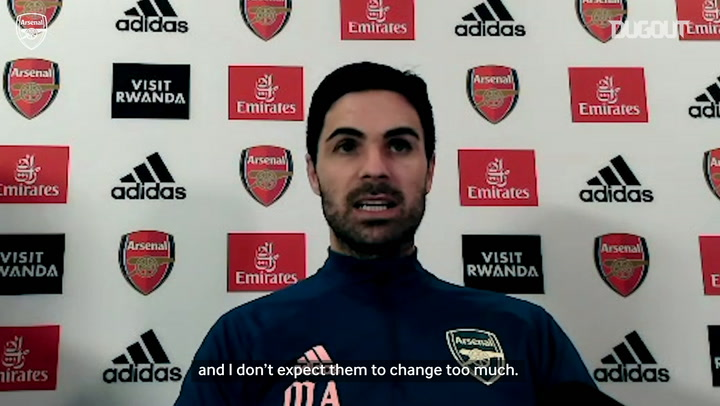 Arteta previews Leeds and updates on Partey injury