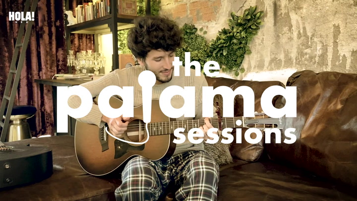 The Pajama Sessions: Sebastián Yatra performs from his living room