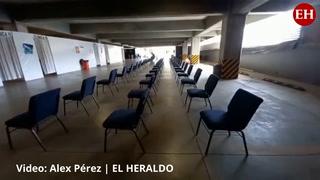 VIDEO: Triajes de la capital se encuentran vacíos este domingo