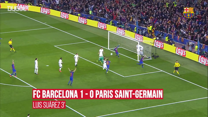 Comebacks: FC Barcelona 6-1 Paris Saint-Germain
