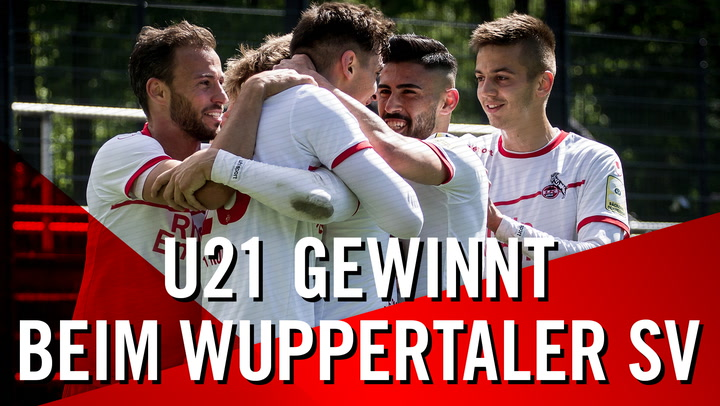 U21-Highlights vom Wochenende