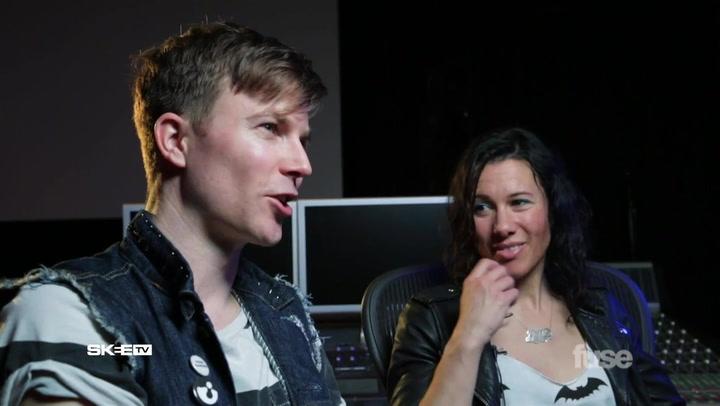 Dance Duo Matt & Kim Get In Focus