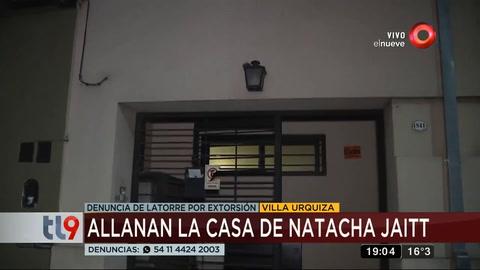 Diego, voy por vos, la amenazante frase de Natacha Jaitt a Latorre luego de que le allanaran su casa