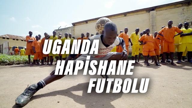 Uganda hapishane futbolu
