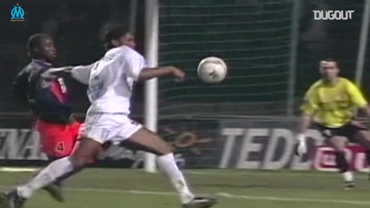 Incredible Goals: Didier Drogba Vs Montpellier HSC
