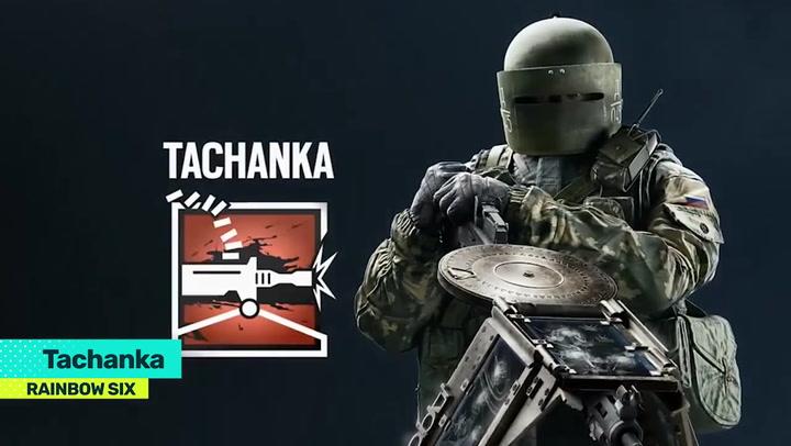 'Rainbow Six' Profile: Tachanka